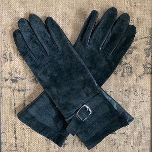 Merona Black Gloves